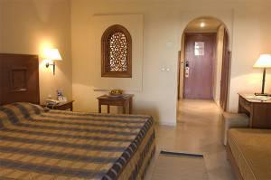 Al Hambra Thalasso Hammamet Chambre
