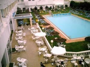 Hotel belair hammamet