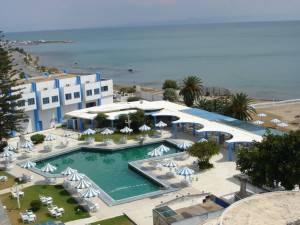 hotel amilcar tunis