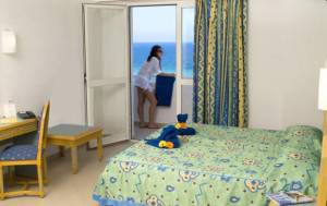 Chambre Hotel Sahara Beach Skanes Monastir
