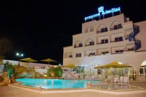 Hotel Byzance Nabeul