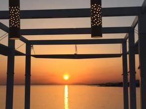Coucher de soleil Hammamet