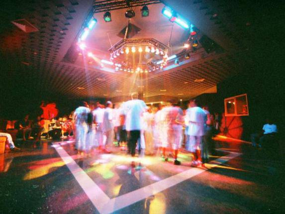 <strong>Hotel Djerba Castille</strong> disco