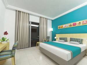 Skanes Family Resort chambres