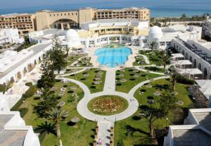 Hotel Tej marhaba Sousse Avenue Taïeb M'hiri, 4011 Sousse, Tunisie