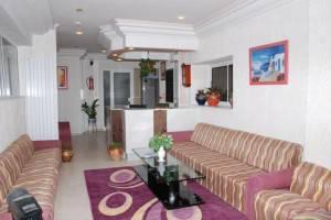 Hotel El Faracha Réception