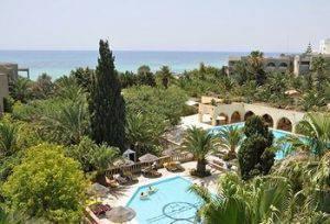 hôtel Méditerranée thalasso et golf Hammamet